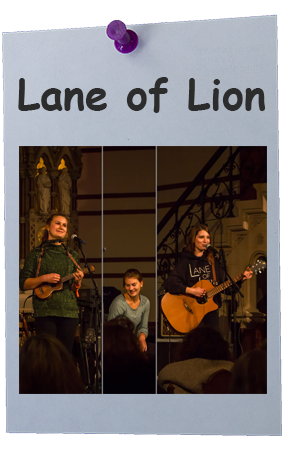 Lane of Lion